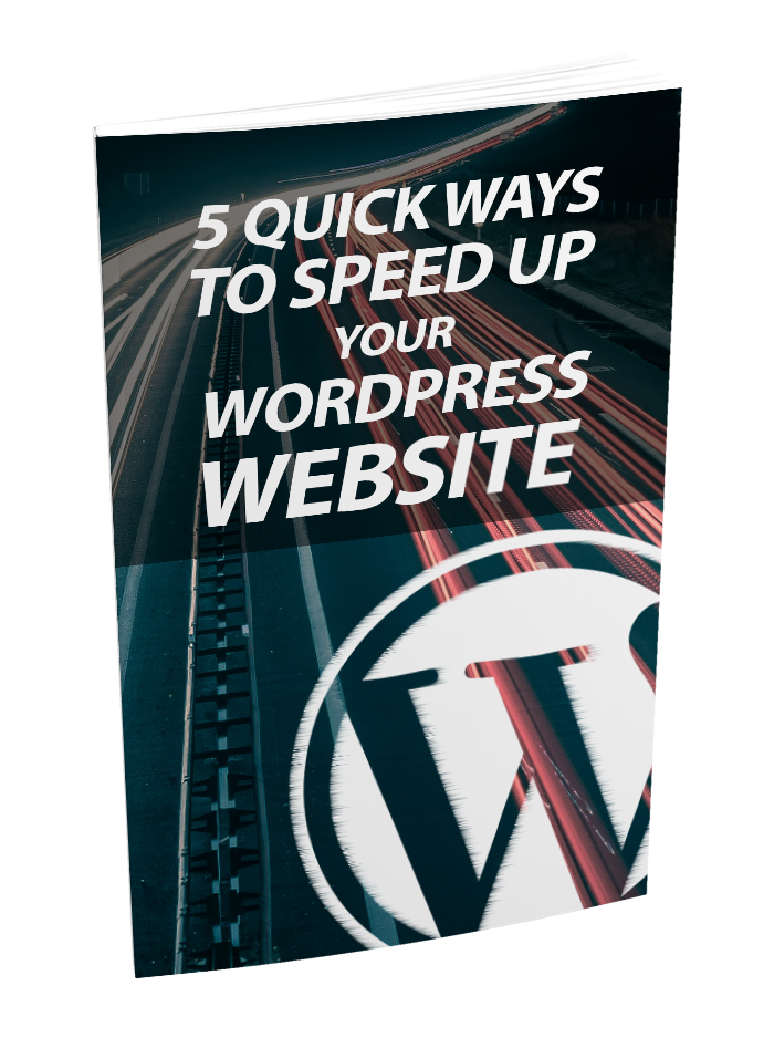 5 Quick Ways To Speed Up Your WordPress Website