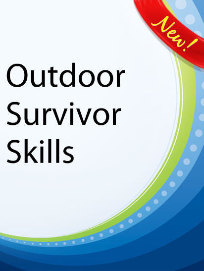 Outdoor Survival Skills  PLR Ebook