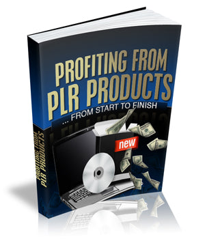 Profiting From PLR