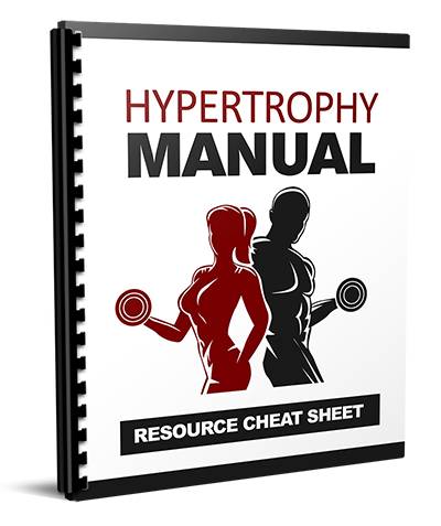 Hypertrophy Manual Course (eBooks)