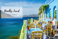 BEACHLY TRAVEL: CORFU, GREECE