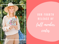 BEACHLY: MORE EXCLUSIVE FALL MEMBER CODES!