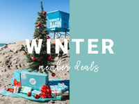 STILL NEED TO SHOP FOR THE HOLIDAYS? CHECK OUT THIS NEW RELEASE OF MEMBER DEALS!