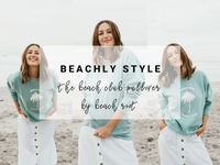 Beachly Style: The Beach Club Pullover by Beach Riot
