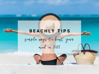 Beachly Tips: Simple ways to boost your mood in 2021