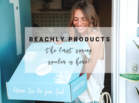 Beachly Products: The First Spring Spoiler is Here!
