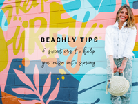 Beachly Tips: 5 Sweaters to Help you Ease into Spring