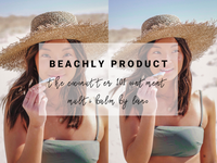 Beachly Products: The Coconutter 101 Ointment Multi Balm by Lano