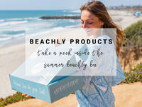 Beachly Products: A Look Inside the Summer Beachly Box!