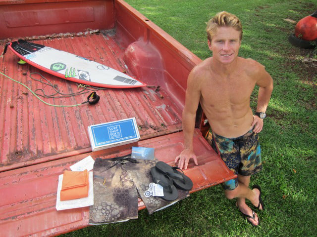 Mark Healey Surf Shop Box