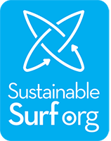 Sustainable Surf logo