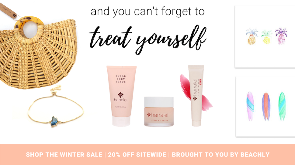 Shopping Guide to the Beachly Winter Sale