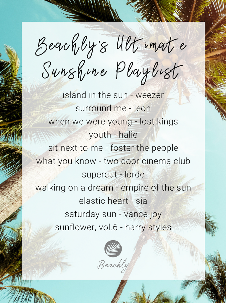 The Ultimate Sunshine Playlist by Beachly