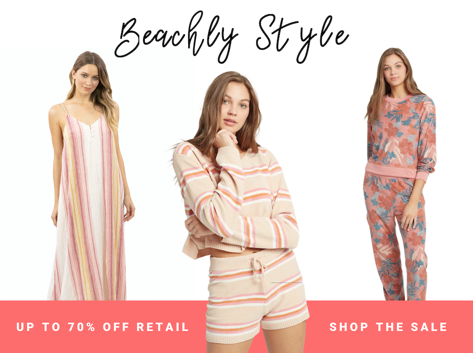 Shop Beachly Style the Member Market Sale