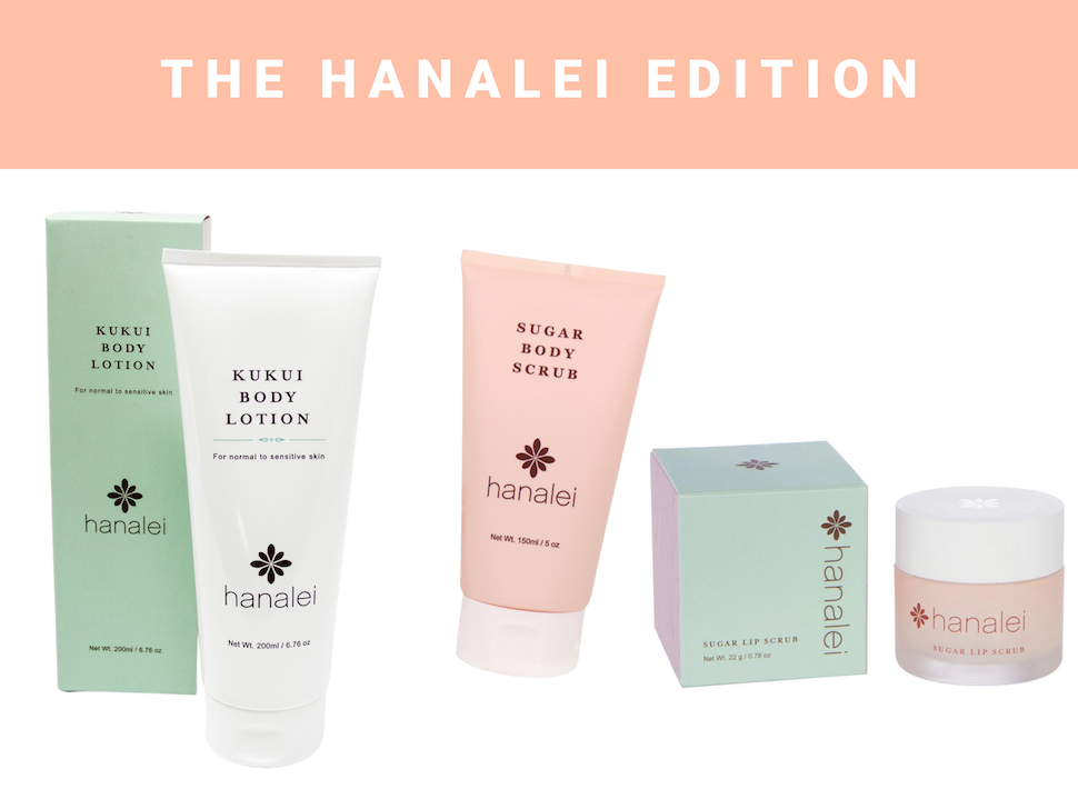 Beachly Member Market Hanalei Products