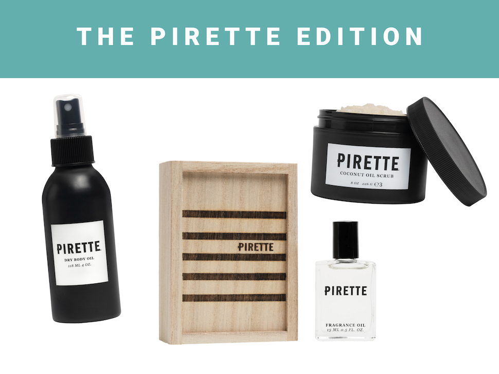 Beachly Member Market Pirette Products