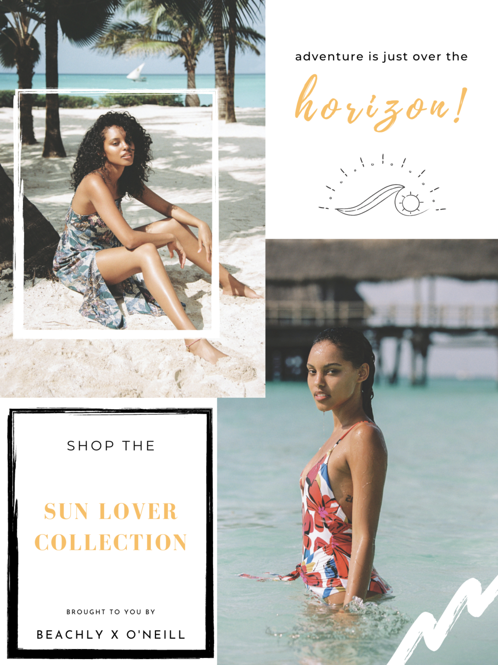 Shop the Sun Lover Collection