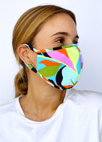 Maaji - Life of Peace Mask - Multicolor