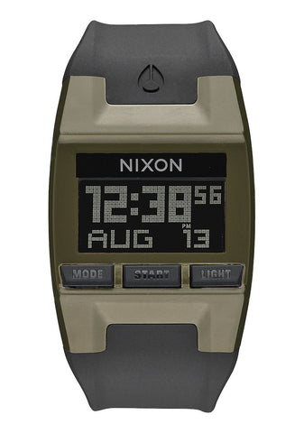 Nixon - Comp Watch - Surplus Black