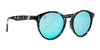 Blenders - Wave Music Sunglasses - Black Blue