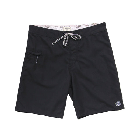 Captain Fin Co. - Totally Boardshort Inline - Black