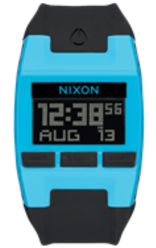 Nixon - Comp Watch - Sky Blue Black