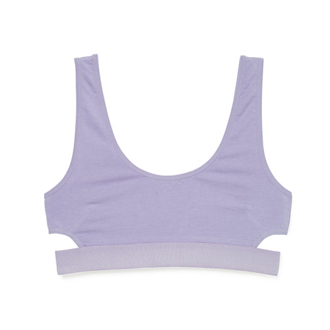 Richer Poorer - Scoop Bralette - Electric Violet