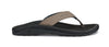 Olukai - 'Ohana Men's Beach Sandal - Clay Black