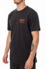Katin - Peaks To The Beach Tee - Black Wash