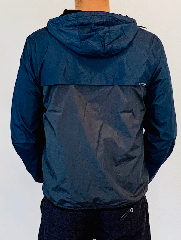 Lost - Bootleg Windbreaker - Charcoal