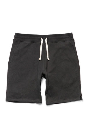 Richer Poorer - Men's French Terry Sweat Shorts - Black