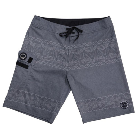 BBO Shorts - Mano Boardshort - Charcoal