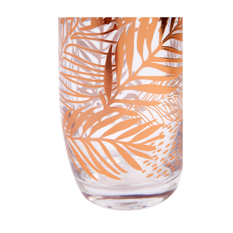 Sunnylife - Stemless Champagne Glasses - Electric Bloom