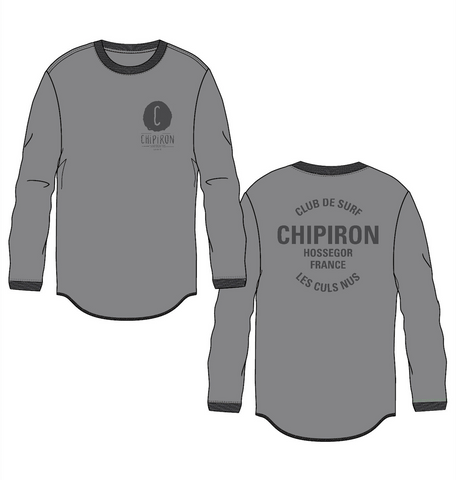 Chipiron - Thermal - Heather Grey