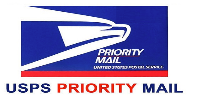 Fosdick - USPS Priority (2-3 day)