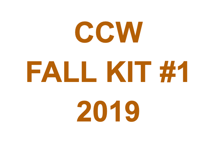 BW - Fall Kit #1 - 2019
