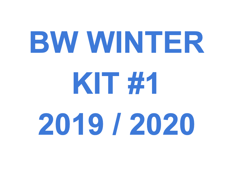 BW - Winter Kit #1 - 2019/2020
