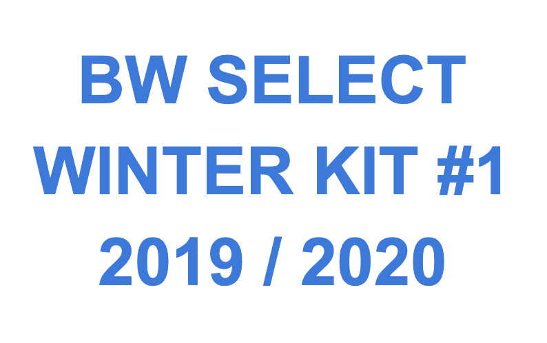 BW Select - Winter Kit #1 - 2019/2020