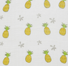 Coco Moon - Pineapple Of My Eye Swaddle - Yellow