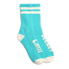 Imperial Motion - Seeker Type Sock - Aqua