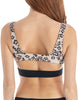 Tavik - Felicity Textured Reversible Swim Top - Cheetah Floral