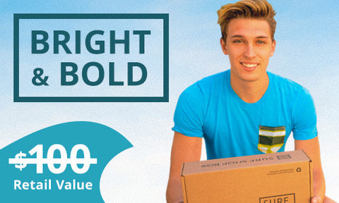 Bright & Bold Box - Quarterly
