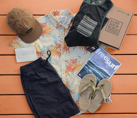 Beachly Men's 1 Season Gift