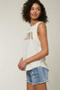 O'Neill - Parallel Tank Top - White