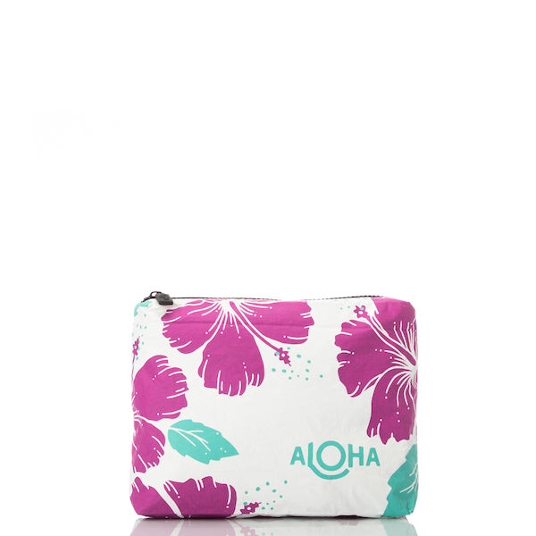 Aloha Collection - Small Hibiscus Pouch - Pataya