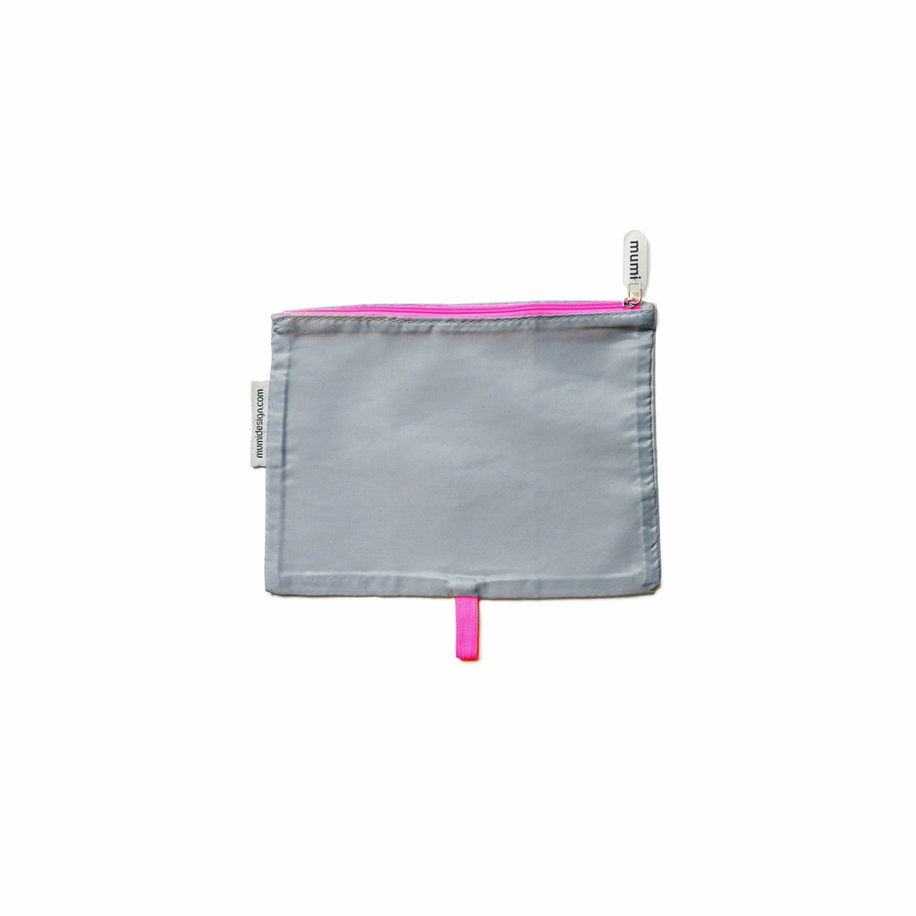 mumi stay safe bags pink stay safe bag