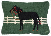 Winner's Circle Horse Pillow