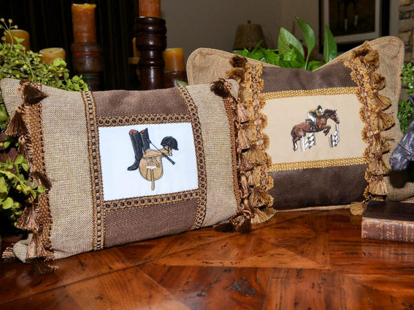 Decorative Brown Pillows