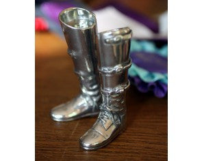 Riding Boot Salt & Pepper Shakers