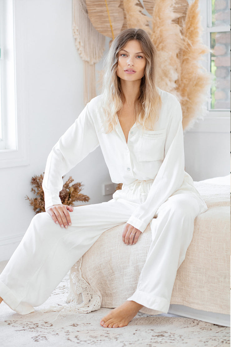 Luxury Bamboo Pyjama Top